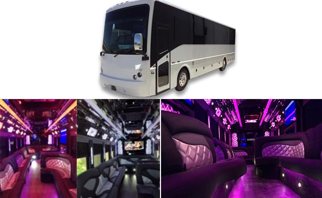 Seattle Limousine Luxury Coaches