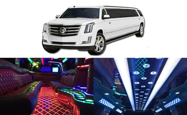Seattle Limousine Stretch SUV Limousine Escalade