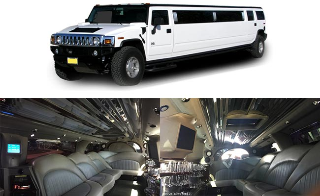 Seattle Limousine Stretch SUV Limousine Hummer H2